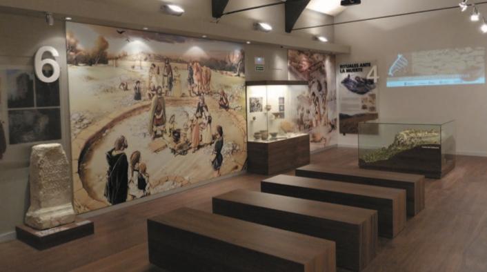 museo y yacimiento las eretas berbinzana